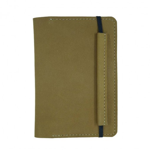 Mosey Light Brown Travel Wallet 2